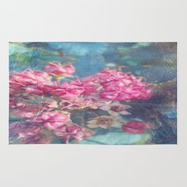 Daydream With Flowers Rug