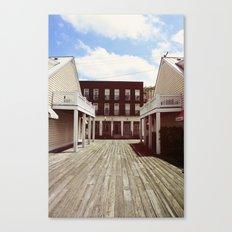 RIVER FRONT II Canvas Print