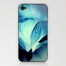 night flower  iPhone & iPod Skin
