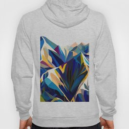 Mountains cold Hoody