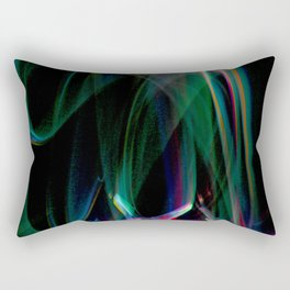 Cover Up with Lights Rectangular Pillow