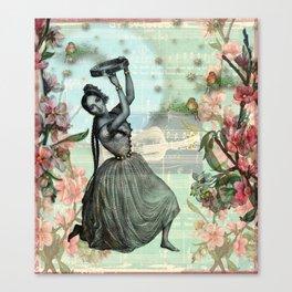 Gypsy Love Song Canvas Print