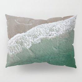 Wrightsville Beach Waves Pillow Sham