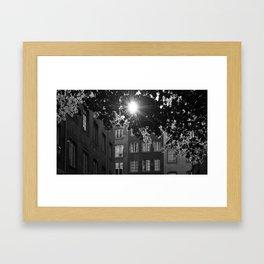glow... Framed Art Print