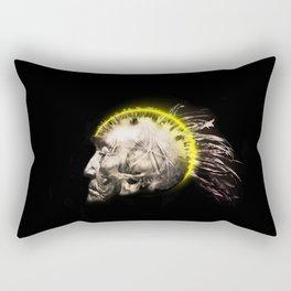 Cyber Punk Chief Rectangular Pillow