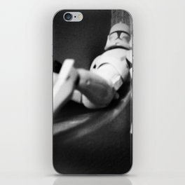 Death Star Construction - Day 1138 iPhone Skin