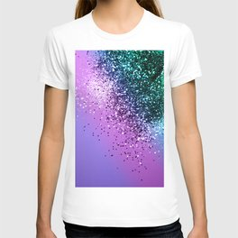 Unicorn Girls Glitter #20 #shiny #decor #art #society6 T-shirt