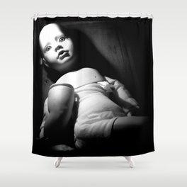 Hauntingly Cute Shower Curtain