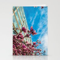 dc Stationery Cards featuring DC Blooms! by Ashley Hirst Photography