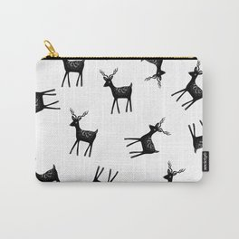 Scandi deer Carry-All Pouch