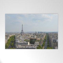 Views of Paris Welcome Mat