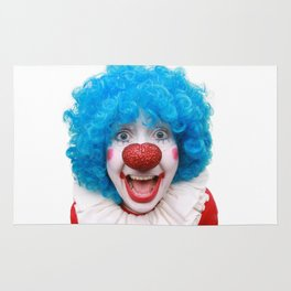 Happy Clown Rug