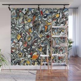 Eyes! Wall Mural
