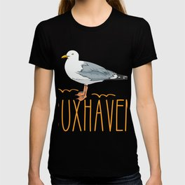 Cuxhaven Seagull Wadden Sea Wildlife Island T-shirt