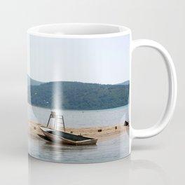 The Kite Surfers Beach Akyaka Turkey Coffee Mug