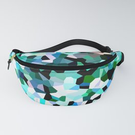Turquoise Dream Fanny Pack