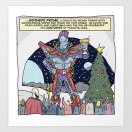 Rognox-Prime Art Print