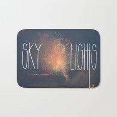 SKY LIGHTS Bath Mat