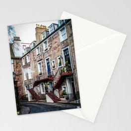 Edinburgh Façade Stationery Cards