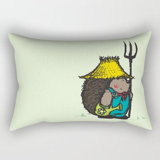 Farmer Rectangular Pillow
