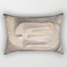 Wander Away -VACANCY #3 Rectangular Pillow