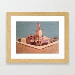 The Fox, Pomona Framed Art Print