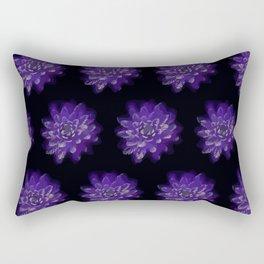 Flower pattern B3 Rectangular Pillow