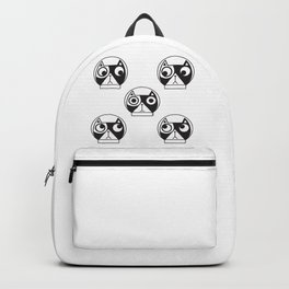 We are watching you. MEOW!!! (Space Cat) Backpack