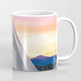 Southwest Sunset with Teepee Coffee Mug