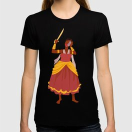 ORIXAS_ obá T-shirt