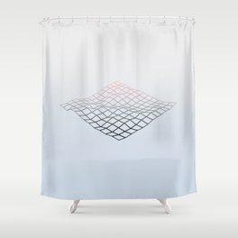 Geomitry Shower Curtain