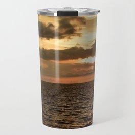 Sunset at Tamarindo Travel Mug
