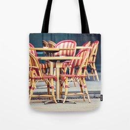 Paris Cafe - Paris, France Tote Bag