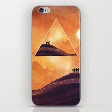 Last Call iPhone Skin