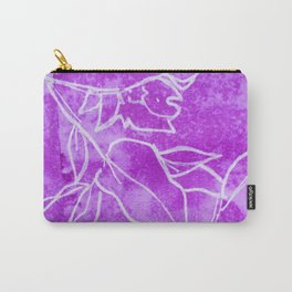 Floral No.9 Carry-All Pouch