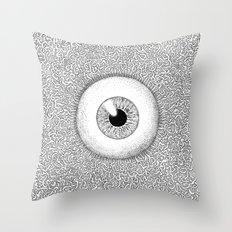 Pastafarian Throw Pillow