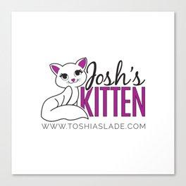 Josh's Thumper [Light] Canvas Print