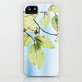 bight summer laves iPhone Case