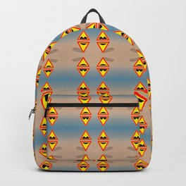 Bikini Season Warning Backpack