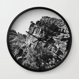 Eldorado Canyon State Park Wall Clock