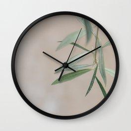 Finding Quiet Wall Clock