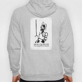 Don Quixote (Don Quijote de la Mancha) Hoody