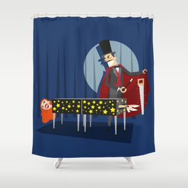 Voila! Shower Curtain