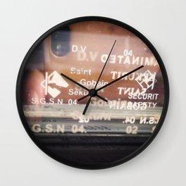 codes Wall Clock