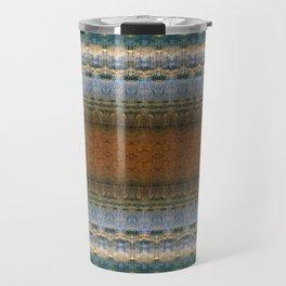 Aztec Pattern Travel Mug
