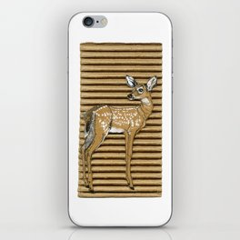 ciao cara iPhone Skin