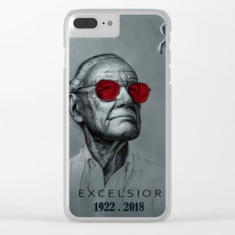 Excelsior - Stan Clear iPhone Case
