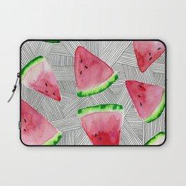Watermelon Slice Laptop Sleeve