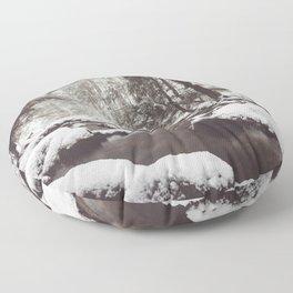 Cold Water Floor Pillow