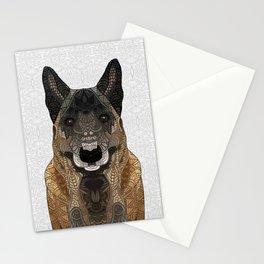 Malinois - Belgian Shepherd Stationery Cards